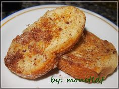 TORRIJAS dieta ww #entulinea #dietadelospuntos
