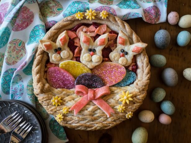 Get Easter Basket Pie Recipe from Food Network