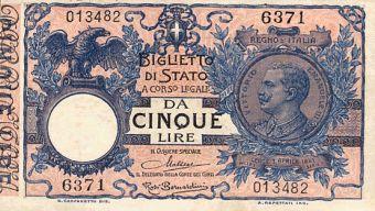 Lira Banconote