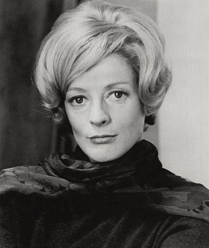 Maggie Smith: A Room With a View, the Harry Potter series, Gosford Park, Evil Under the Sun.