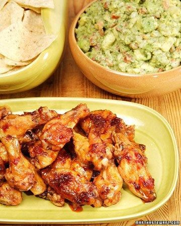 Super Bowl Wings // Spicy Citrus Caramel Chicken Wings Recipe