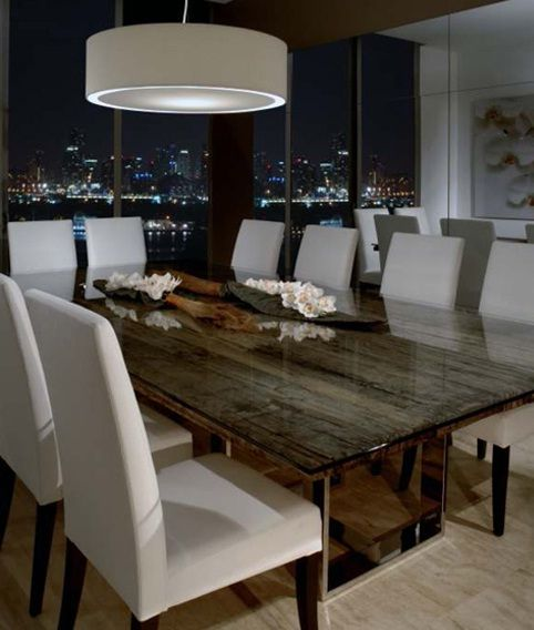 Best 25 White Leather Dining Chairs Ideas On Pinterest  Dining Impressive Green Leather Dining Room Chairs Inspiration Design