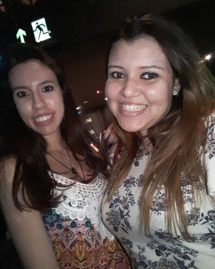Estamos dentro! Ahhhhh entra logo Dulce ���� #happy #friends #funny #show #dulcemaria #saopaulo #soexcited #ansiedad #audioclub #sun #night #dmworldtour http://unirazzi.com/ipost/1489473987674233180/?code=BSrrLNBgdlc