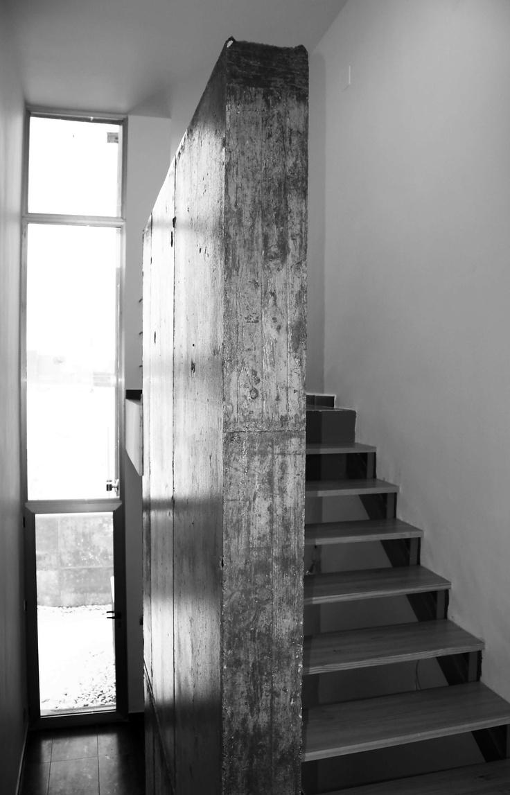 17 mejores ideas sobre escaleras de hormigon en pinterest - Escalera prefabricada de hormigon ...
