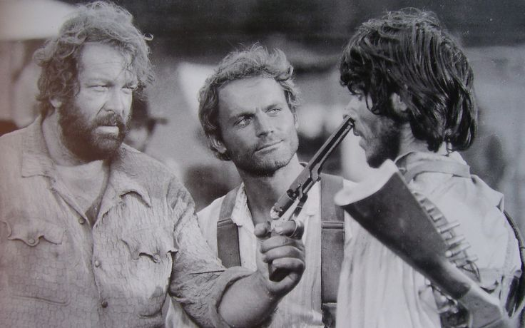 bud spencer and terence hill wallpaper