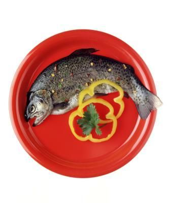 How to Eat a Whole Cooked Trout