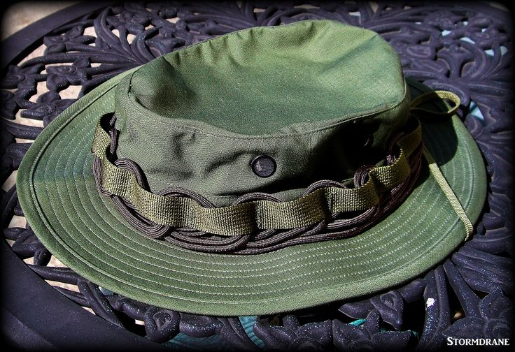 hat boonie deploy fast wrap paracord dre doctor SurvivorCord headphones