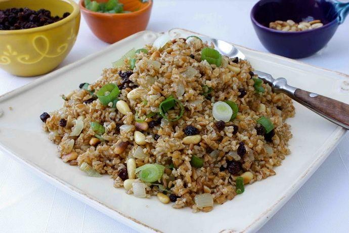 testépítő étkezés, alternatívák rizsre, rizs helyett, bulgur, köles, hajdina, karfiol, diétás köret