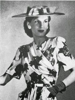La moda de ayer y hoy: 1930-1940   It's Cute and Cool