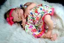 Reborn Baby Doll Miracle by Laura Lee Eagles Sold Out Edition COA #86 Ready 2 Go