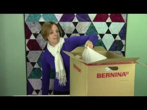 BERNINA 530 Tutorial - Sewing Mastery