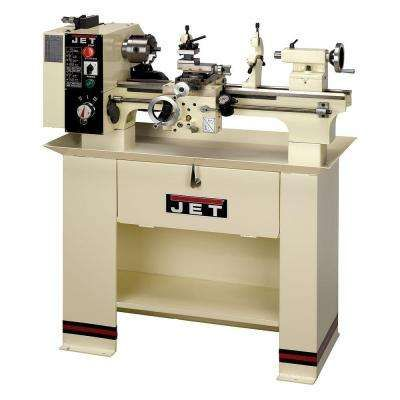 JET 9 in. x 20 in. Metalworking Bench Lathe Reviews