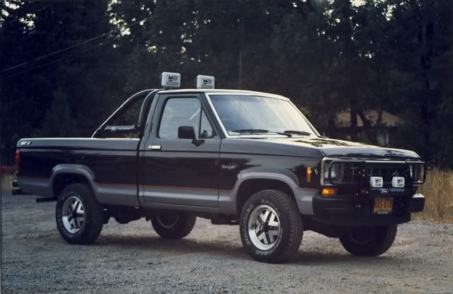 83 ford ranger 4x4 | What did you use to drive? - Page 2 - TundraTalk.net - Toyota Tundra ...