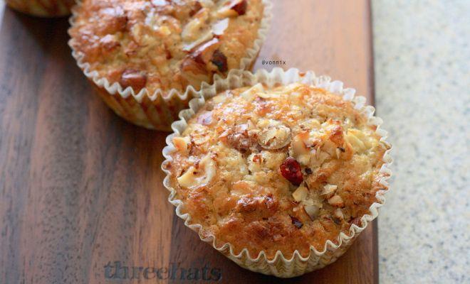 Pear and Hazelnut Protein Muffins – Fiterazzi | Breakfast ...