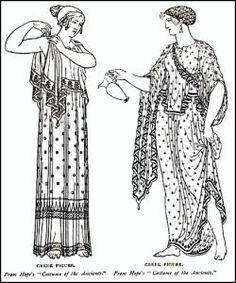 Ancient Greek Dress - Costume History