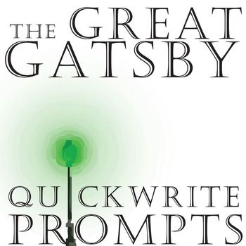 the great gatsby reading journal essay The journal topics in this lesson will help students get as much as possible out of their reading of the great gatsby journal topics  the great gatsby essay.
