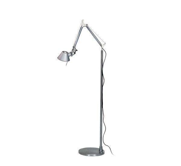 Artemide Tolomeo Micro Floor Halo Artemide Lamp Halo