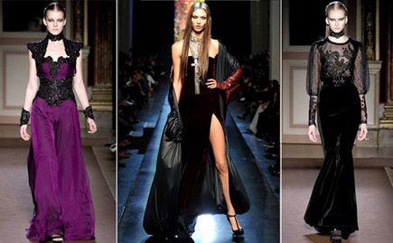 Эпатажный и экстравагантный готический стиль в одежде