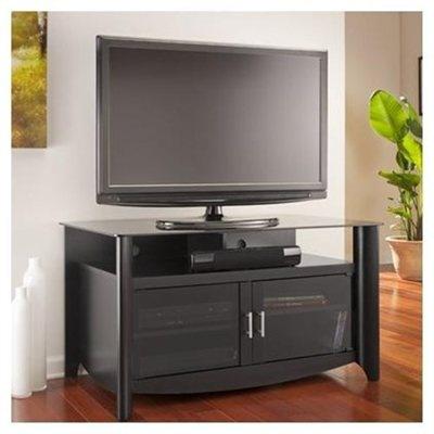 Tv Stand With Soundbar Shelf Furniture Pinterest