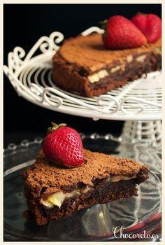 Vegan Chocolate and Banana Sponge Cake