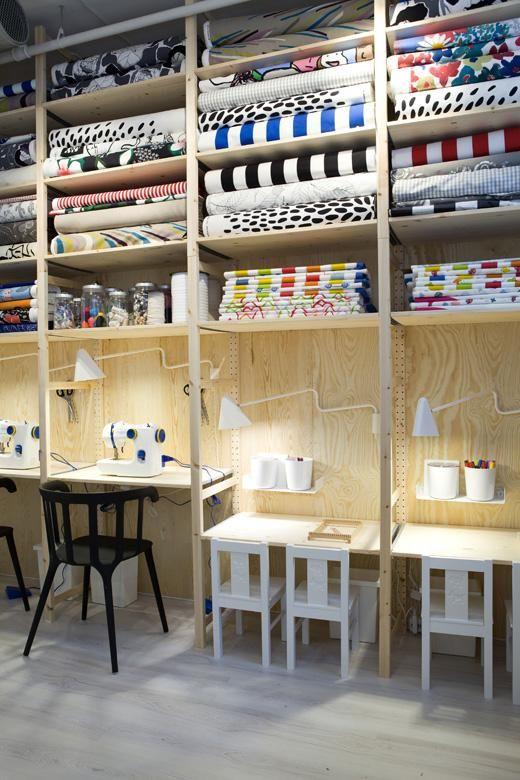 Velkommen inn i Tekstileriet   Tekstileriet   LIVET HJEMME