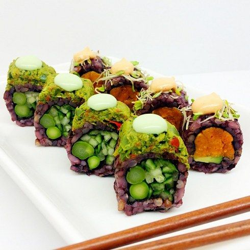 Beyond Sushi | 24 Vegan Restaurants That Belong On Your Culinary Bucket List