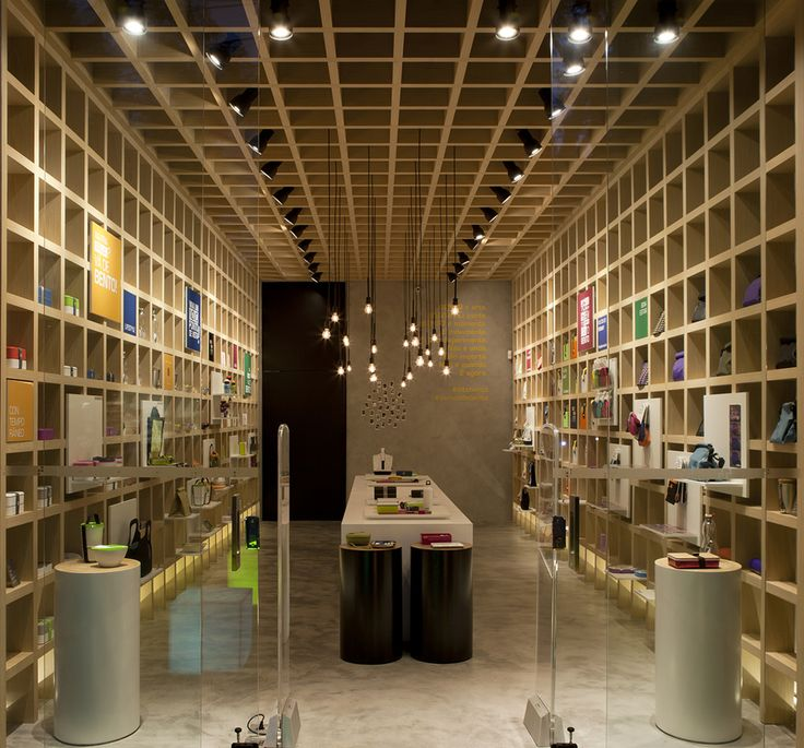 Bento Store Sao Paulo designed by Architect Leticia Nobell