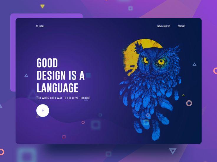 Weekly Inspiration for Designers #132 – Muzli -Design Inspiration