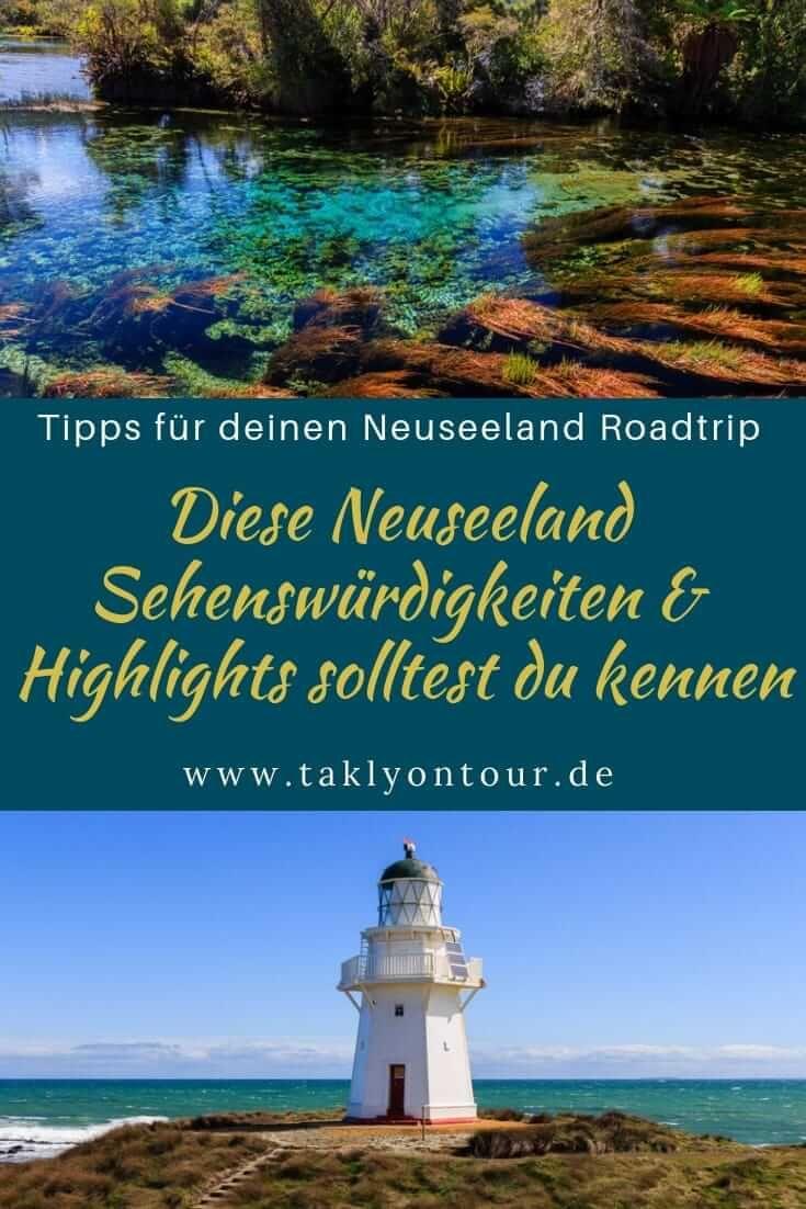 Neuseeland Highlights Unsere Neuseeland Reisetipps Neuseeland
