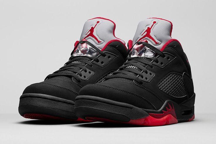 "Air Jordan 5 Low ""Alternate"" Official Photos - Air Jordans, Release Dates & More | JordansDaily.com"