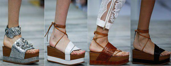 İlkbahar/Yaz 2015 Sezonun En Hit 5 Sandalet Modeli   Moda Trend Stil