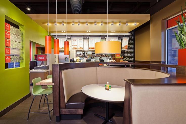 Coffee Shop Design | Retail Design | Zoe's Kitchen