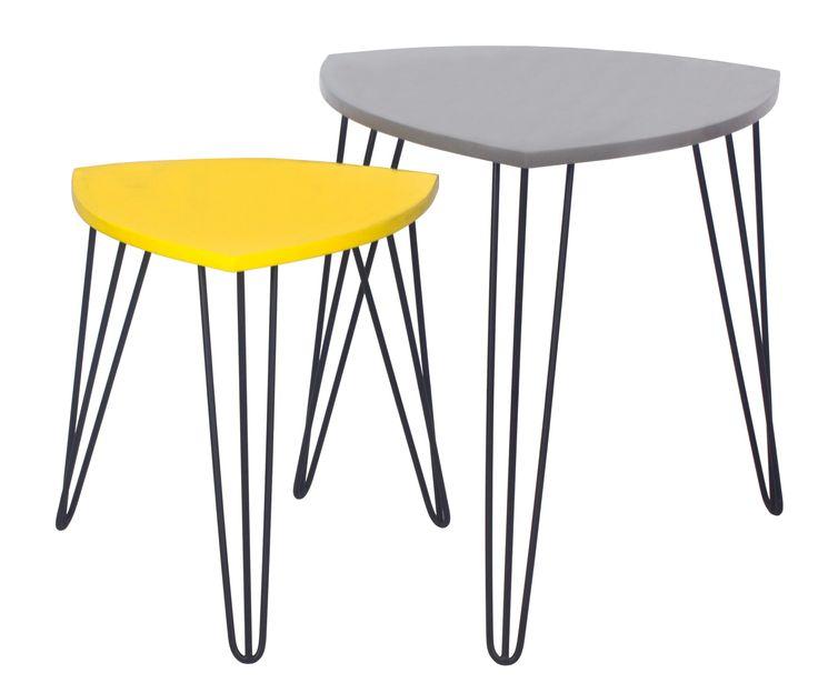 1000 id es sur le th me tables gigognes sur pinterest petites tables basses tables de repas. Black Bedroom Furniture Sets. Home Design Ideas