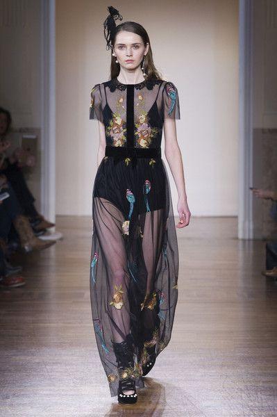 Blugirl at Milan Fashion Week Fall 2017 - Runway Photos