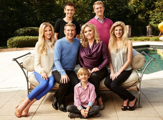 Who is the little black girl on chrisley knows best