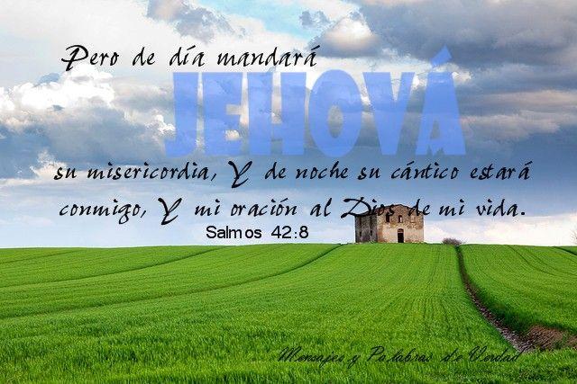 Salmos 42:8