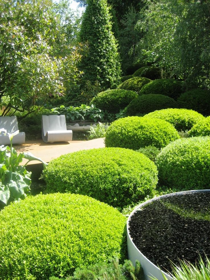 Diarmuid gavin plants flowers pinterest for Sphere garden design
