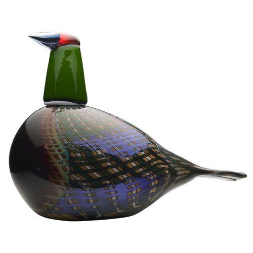 iittala Toikka Festive Pheasant