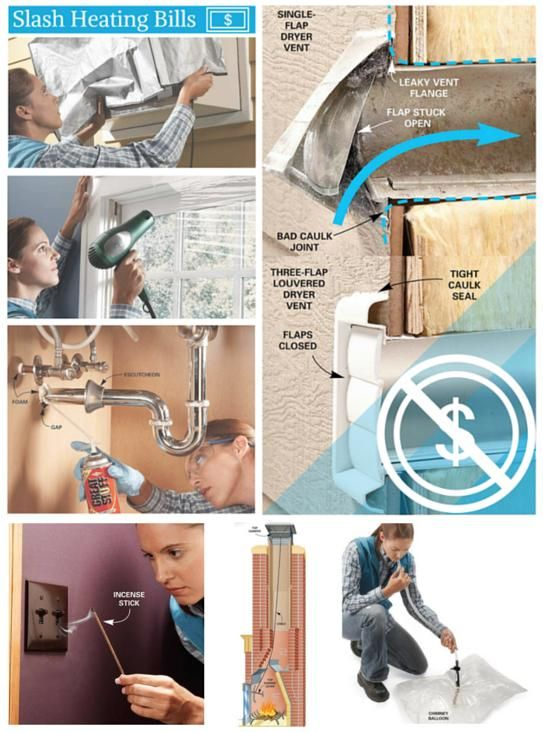 Slash Heating Bills: Easy ways to save energy and money! http://