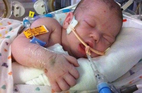 """If I Had Given Him Just One Bottle, He Would Still Be Alive. Fed is best. A very sobering read. This little boy deserves to have his story heard. """"I trusted my doctors and nurses to help me through this – even more so since I was pretty heavily medicated from my emergency c-section and this was my first baby. But I was wrong. I've learned I have to be my child's number one advocate."""" Read more from Jillian Johnson"""