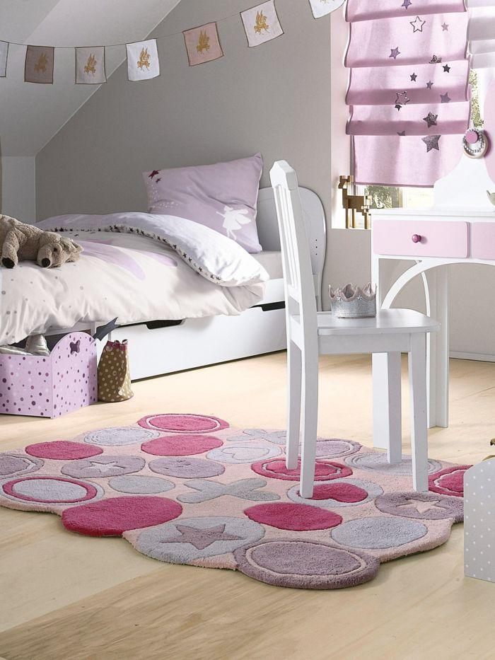 Stunning rosige farbschemen das ideale kinderzimmer