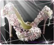 Kristallen schoenen