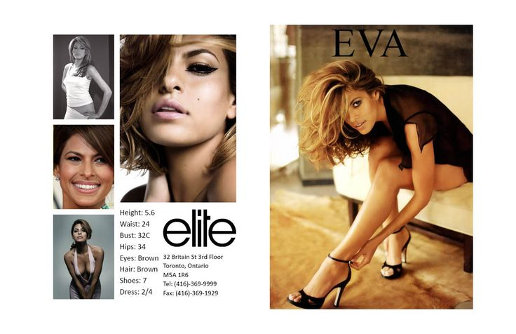What is a Comp Card? | Latitude Talent Studios - Marketing for Models and Actors
