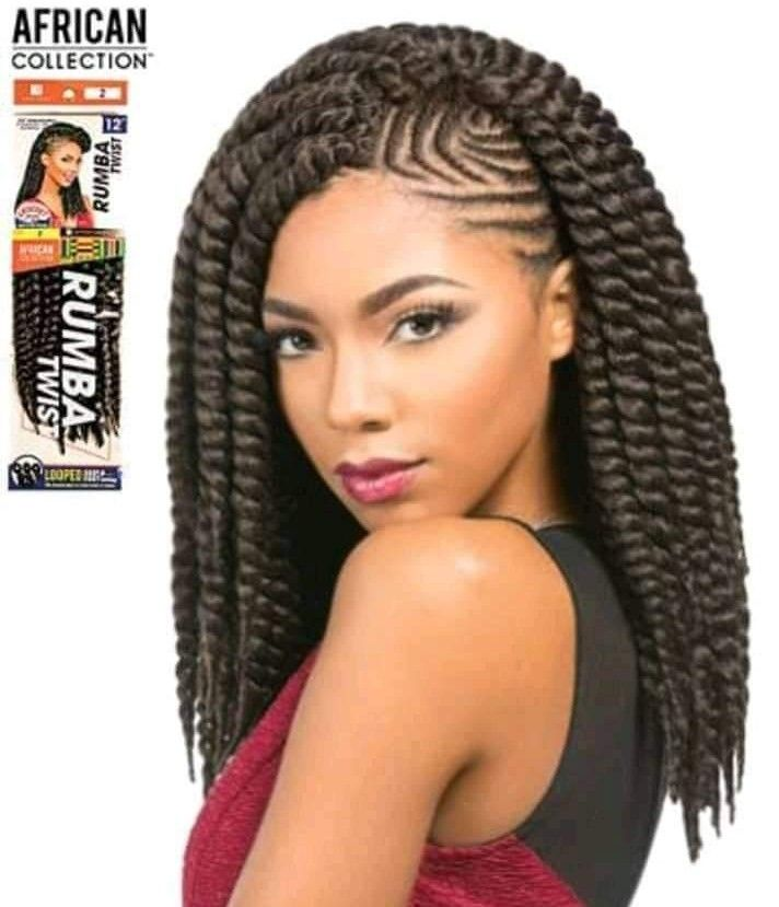 Pin By Merry Loum On Tresses Africaines Braided Hairstyles Hair Styles Side Braid Hairstyles