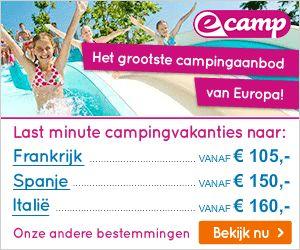 Gaat u voor een Ecamp camping vakantie? Dan kiest u voor de zekerheid en betrouwbaarheid van een Nederlandse reisorganisatie. Wij zijn namelijk aangesloten bij brancheverenigingen SGR, ANVR en Stichting Calamiteitenfonds Reizen. www.vakantiereizenboeken.nl