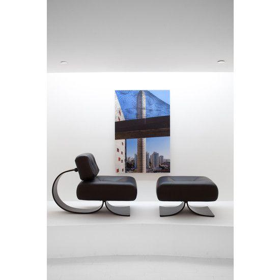 Außergewöhnlich Alta Ottoman By Oscar Niemeyer