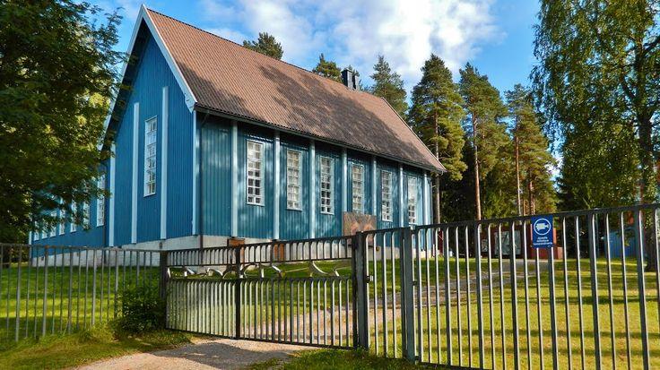 Pirkanpohjan Taidekeskus. Center for the arts. Ähtäri, Finland.