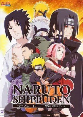 Naruto é uma série de mangá criada por Masashi Kishimoto e serializada na revista semanal Shonen Jump desde 1999. Recebeu uma adaptação para desenho animado em 2002 produzida pelo Studio Pierrot e exibida pela TV Tokyo.