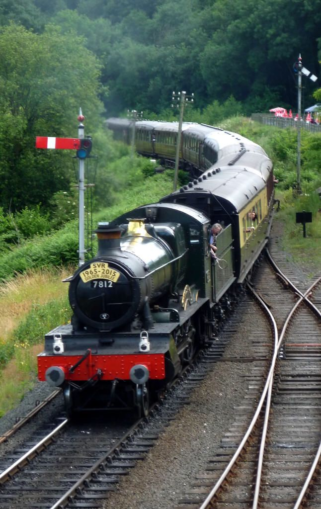 7812 Highley Severn Valley Railway.