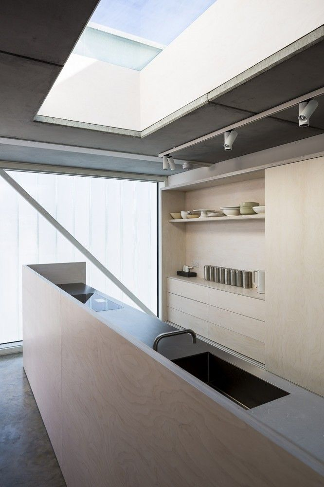 #kitchen design #interior design #windows #style - Slip House Wins the 2013 RIBA Manser Medal